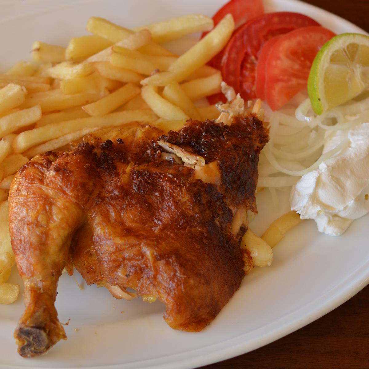Κοτόπουλο Σούβλας Μερίδα