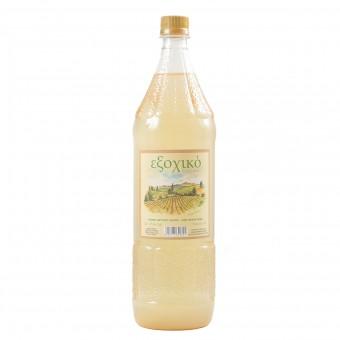 Λευκό κρασί 1.5lt Εμφιαλωμένο